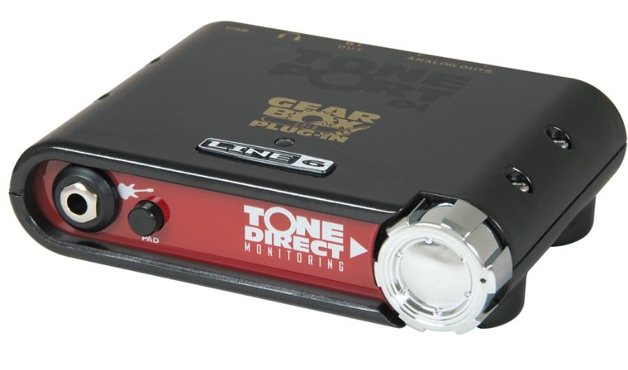 Audio Interface Upgrade - Scuffham Amps