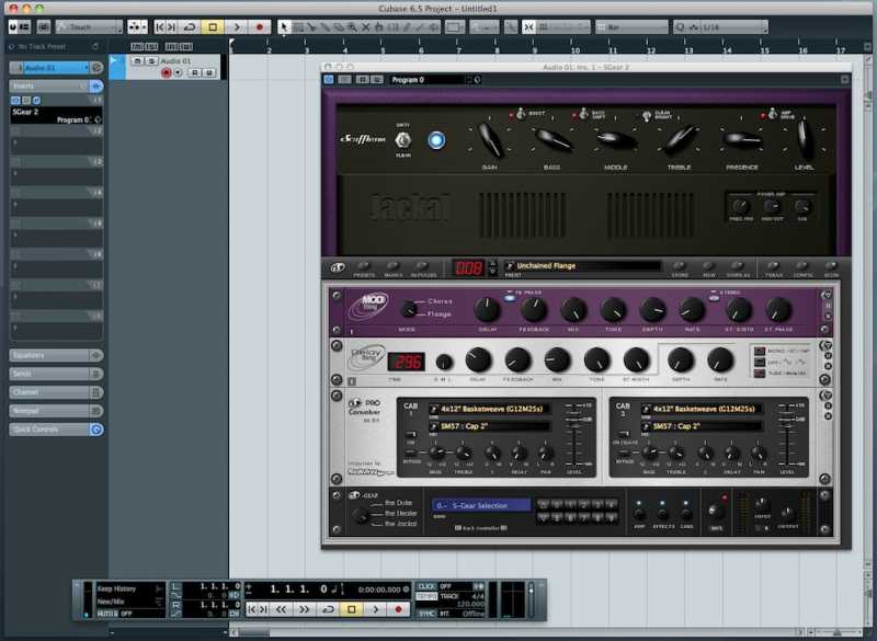 MAC VST progress - Scuffham Amps